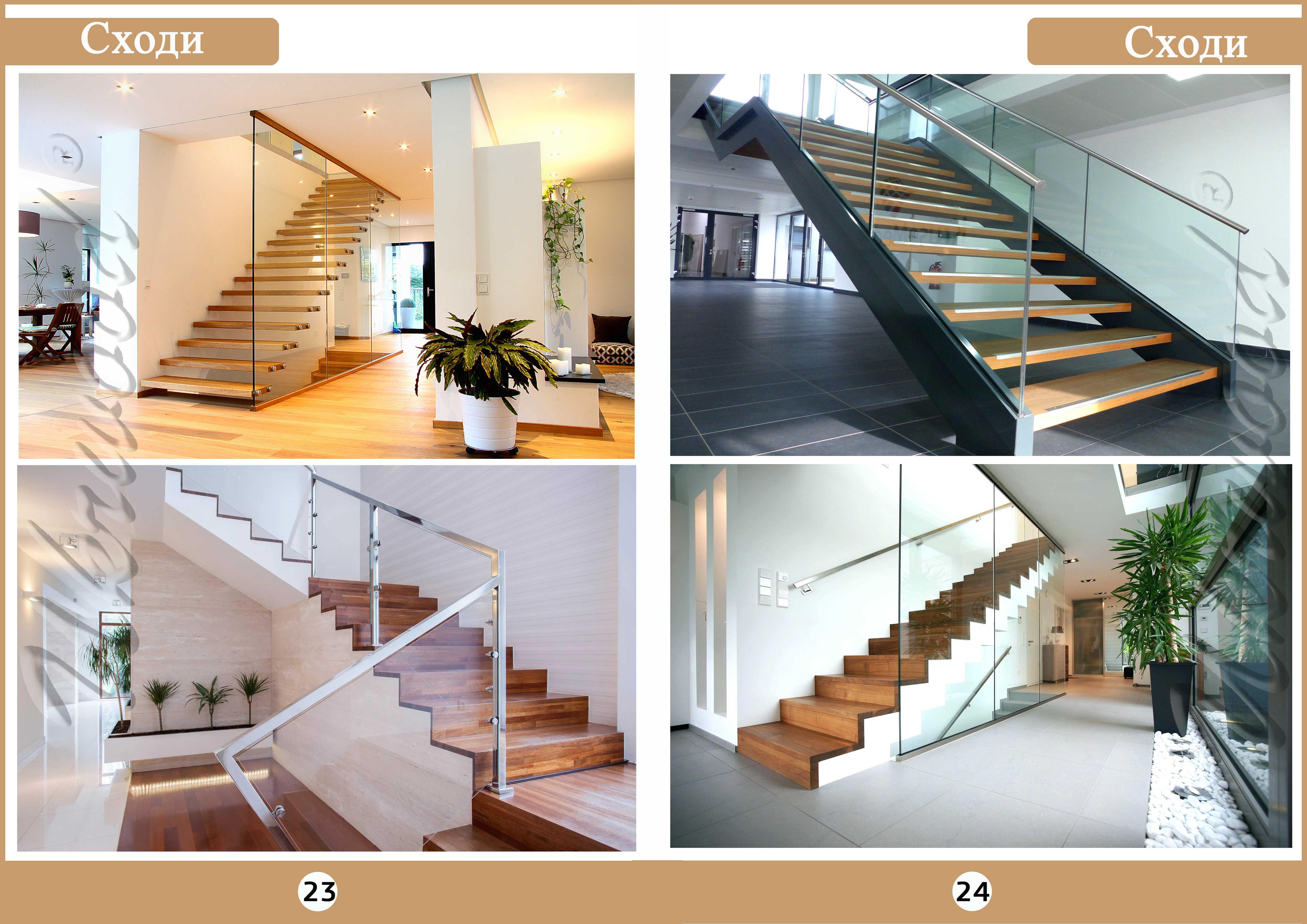 лестницы Ukrwood